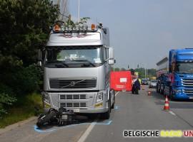 Dodelijk ongeval met motorrijder in Ardooie