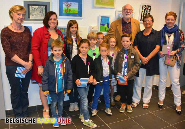 Prijs van het landschap voor kinderen kent een succesvolle 3de editie