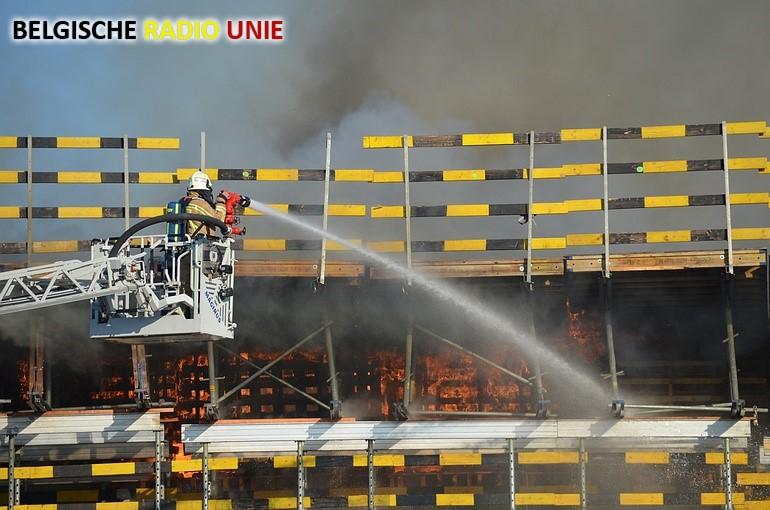 Brandschade A11 geen impact op timing openstelling autosnelweg