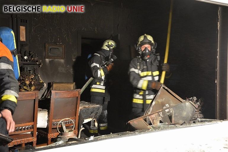 defecte tv oorzaak van woningbrand