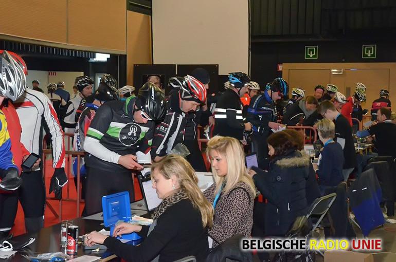 Kuurne Brussel Kuurne voor wielertoeristen weer een groot succes