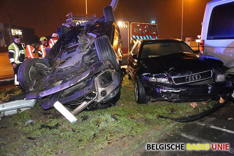 Chauffeur richt ravage aan in Waregem