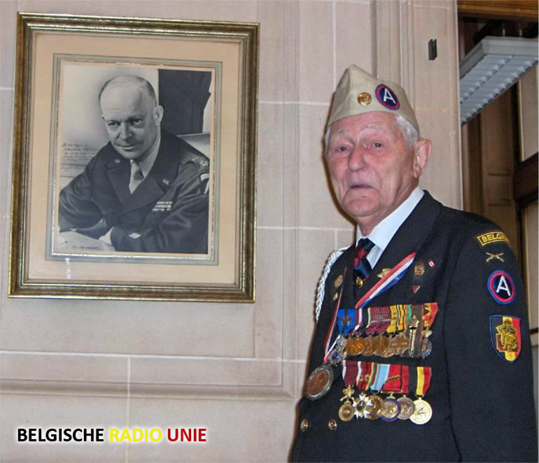 Oud-strijder Gilbert van Cleemputte is overleden