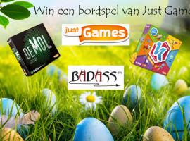 Win gratis het bordspel 'De Mol' of  'De Karrewiet Kampioen!' dankzij B.R.U.