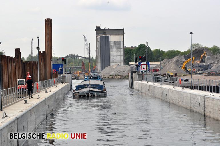 Open wervendag - bezoek de nieuwe sluis in Harelbeke