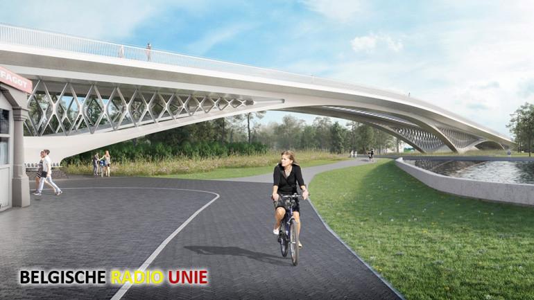 Ingelmunster krijgt in het centrum een nieuwe brug over het kanaal
