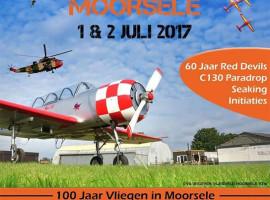 Vliegveld Moorsele viert honderdste verjaardag met Fly in en opendeur