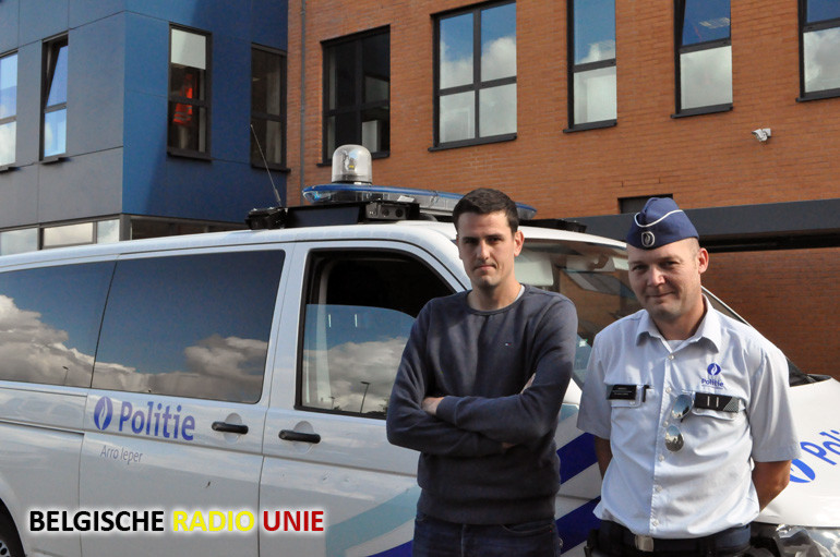 Lokale politie Arro Ieper investeert in een hycapvoertuig en ANPR uitbreiding