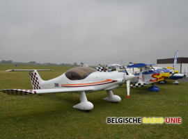 Geslaagde Fly – In op het vliegveld van Moorsele