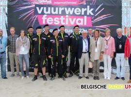 38ste editie internationaal vuurwerkfestival Knokke gewonnen door Oostenrijk