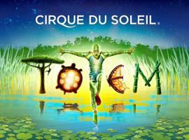 Adembenemende show Totem van Cirque du Soleil nog tot eind oktober in Brussel