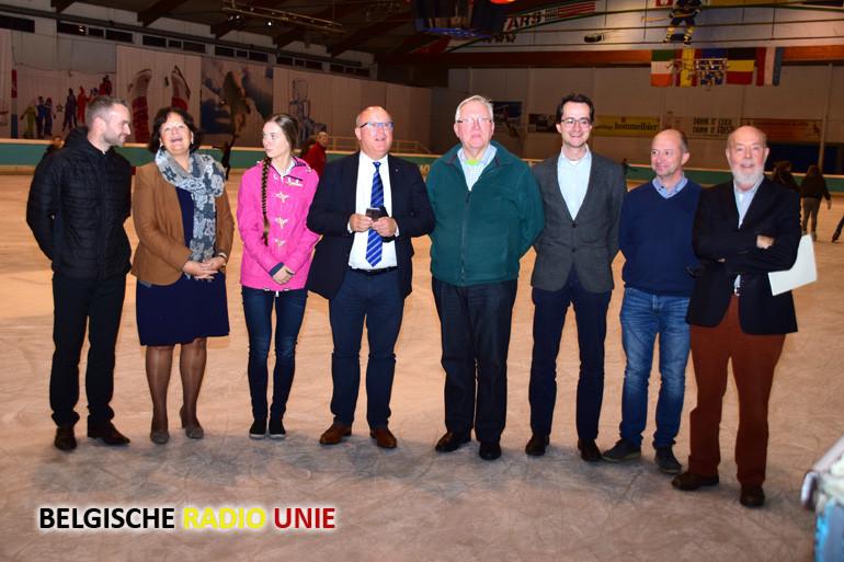 Ruimte voor multifunctionele Olympische 400m-schaatsbaan in West-Vlaanderen