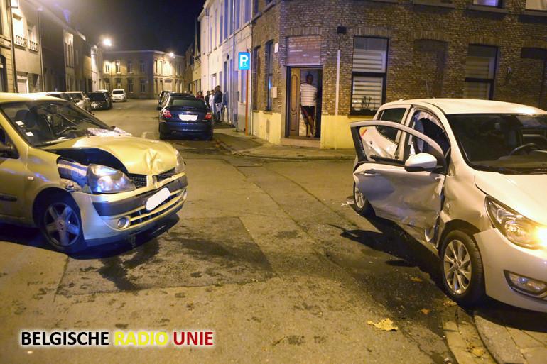 Vrouw met zware verwondingen overgebracht naar het ziekenhuis na ongeval in Menen
