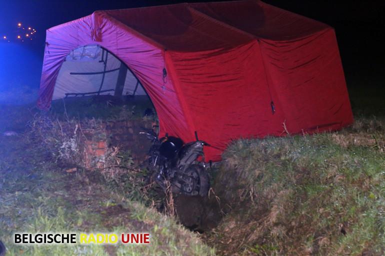 Dode en zwaargewonde bij motorongeval in Lendelede