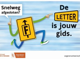 Foto : © AWV - Agentschap Wegen en Verkeer