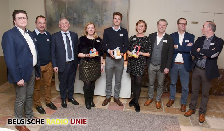 Kuurnse awards uitgereikt tijdens jaarlijkse nieuwjaarsreceptie