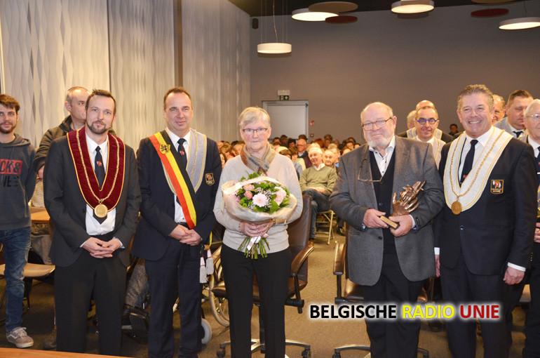 Erkentelijkheidstrofee Kuurne 2018 'de Helpende Hand' gaat dit jaar naar Willy Marchau