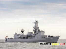 Nieuwe Commandant voor het fregat F931 Louise-Marie