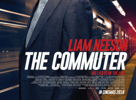 Nieuw in de bioscoop : THE COMMUTER