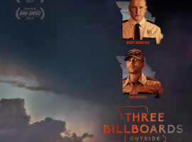 Nieuw in de bioscoop:  Three Billboards Outside Ebbing, Missouri