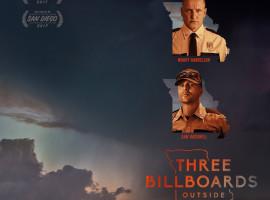 Nieuw in de bioscoop:  Three Billboards Outside Ebbing, Missouri