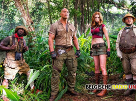 Jumanji: Welcome tot the jungle