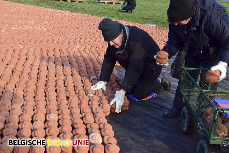 Opbouw 600.000 Dog Tags van slachtoffers uit WO I gestart in Niemandsland