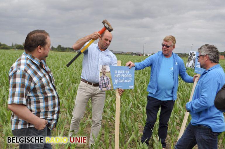 West-Vlaanderen vuilste provincie volgens gouverneur Decaluwé