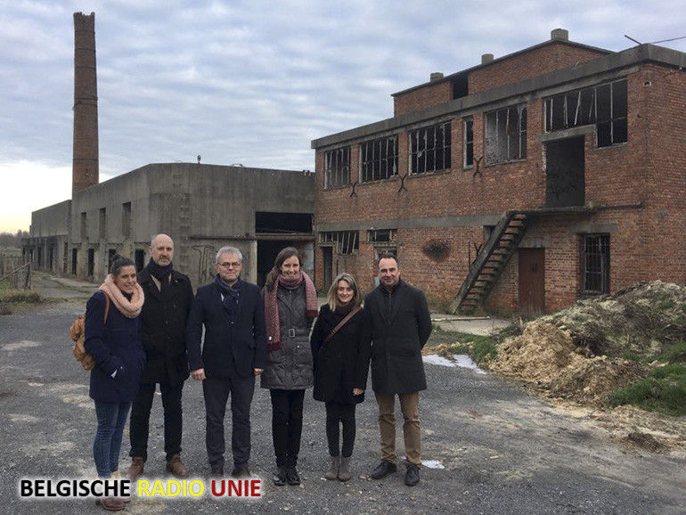 Gemeente Kuurne en Leiedal kopen vlasroterij Sabbe aan