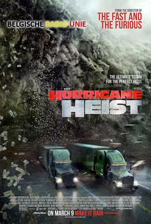 Nieuw in de bioscoop: The Hurricane Heist