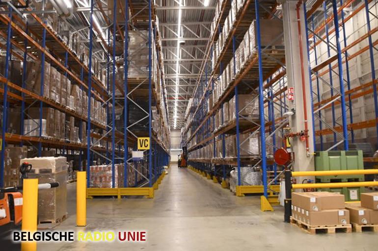 Alpro investeert in Wevelgem meer dan 40 miljoen euro in geautomatiseerd magazijn