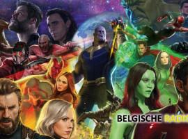 Avengers Infinity War vanaf deze week in de bioscoop