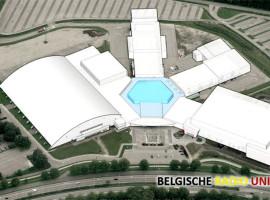 Laatste verbouwingsfase op Grenslandhallensite in Hasselt aangevat
