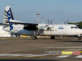 VLM vliegt vanaf 1 oktober na Antwerpen nu ook vanuit de luchthaven van Oostende-Brugge naar Manchester