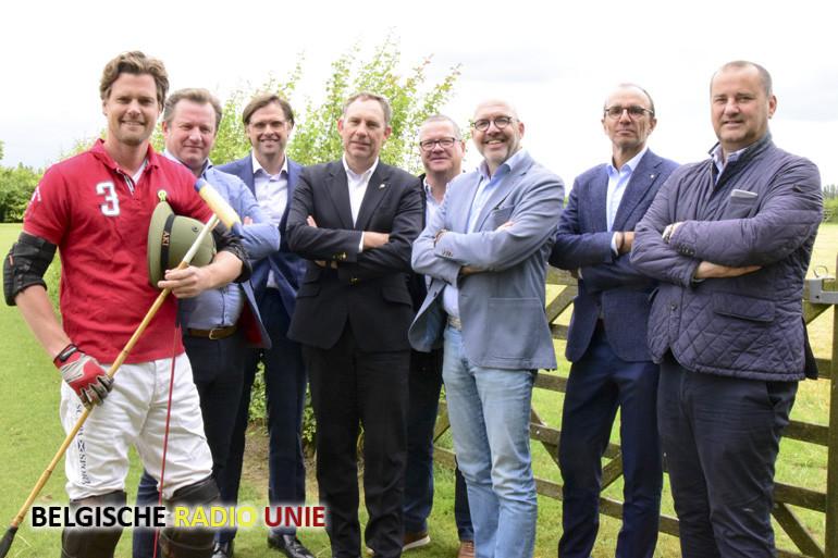 Kiwanis organiseert voor de tweede maal een Polo wedstrijd in Waregem