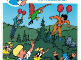 Wedstrijd:  Win één van de exemplaren van de nieuwste Jommekes strip of Jommekes beestig leuke voetbalboek