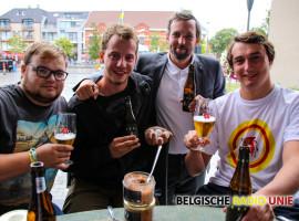 Paté met Ezelsbier maakt tournee doorheen Kuurne