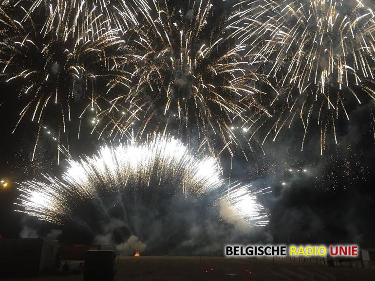 Frankrijk Mag Spits Afbijten Op Internationaal Vuurwerkfestival Te