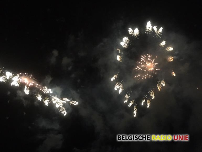 Makalu Fireworks Uit Tsjechië Wint 39 Ste Internationaal