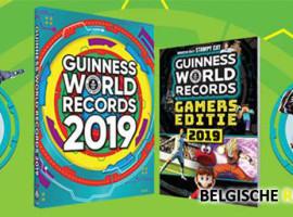 Wedstrijd: Guinness World Records brengt zijn 64 ste boek uit