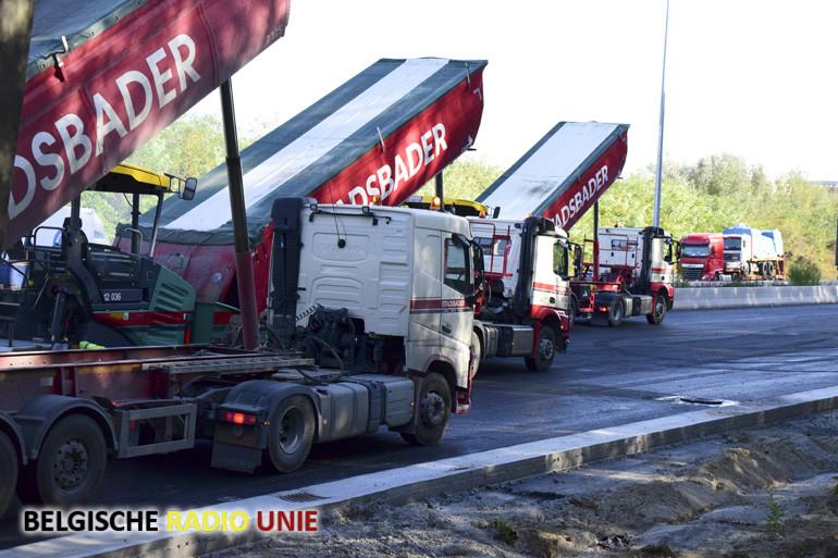Werkzaamheden E403 op schema, binnenkort af- en opritten Wevelgem terug open