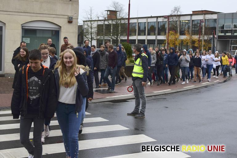Sint-Jorisschool Menen geëvacueerd na verdachte geur