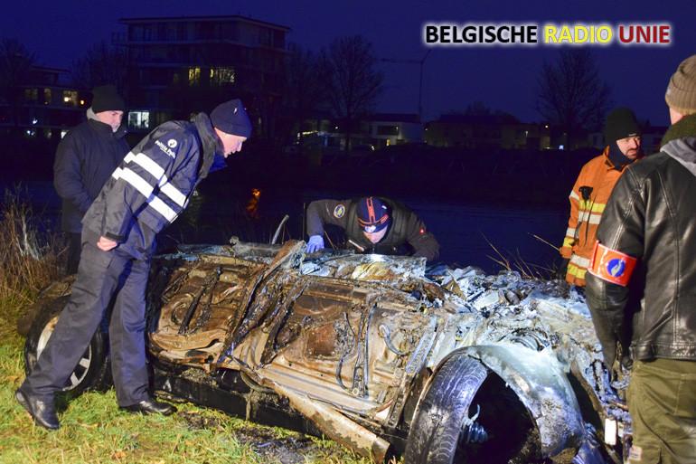 Zoekactie van de Cel Vermiste Personen in Wielsbeke
