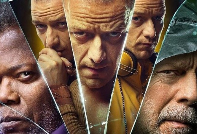 Glass : ijzingwekkende thriller van de maker van Unbreakable & Split