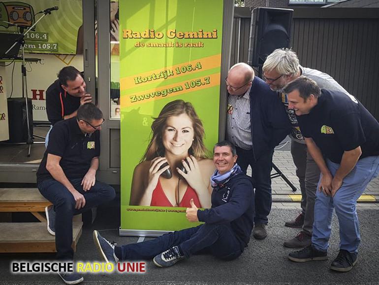 Radio Gemini uit Kortrijk-Zwevegem stopt zijn uitzendingen