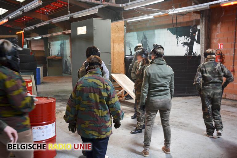 Dieven stelen nepwapens en nepgranaten bij Airsoft Experience in Kuurne