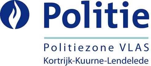 Vluchtende motorrijder werd in Kortrijk onderschept door de politie