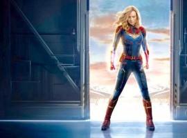 Dé film van het voorjaar : Captain Marvel