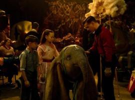 Dé familiefilm bij uitstek : Dumbo