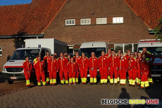 Foto : © Rode Kruis Waregem-Anzegem